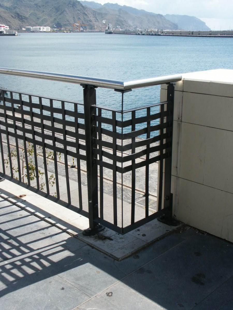 Balcones de Hierro - Barandillas - Rejas de Hierro - Barandas ...